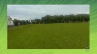 Estádio da Serc está liberado para o Estadual - Estádio da Serc está liberado para o Estadual