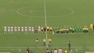 Arena espera por torcedores na estreia de campeonato estadual - Arena espera por torcedores na estreia de campeonato estadual.