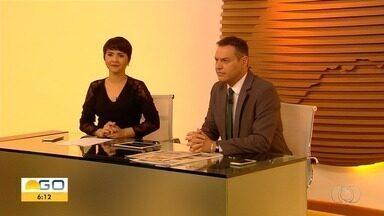 Bom Dia Goiás ganha mais tempo para levar informações ao telespectador - Veja os bastidores de como é planejado e feito o telejornal.