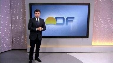 Bom Dia DF - Edição de segunda-feira, 21/01/2019 - Ibaneis Rocha completa nesta segubda (21), 3 semanas a frente do governo do Distrito Federal. Moradores fazem manifestação na beira do Lago Paranoá.