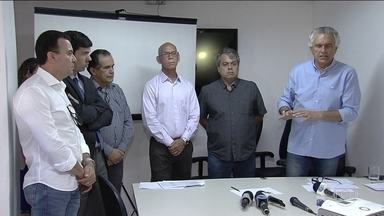 Governador de Goiás decreta estado de calamidade financeira - Dívida do estado atingiu R$ 3,4 bilhões.
