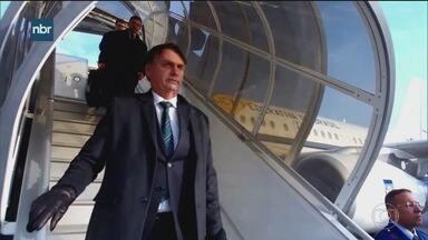 Jornal Nacional, Íntegra 21/01/2019 - As principais notícias do Brasil e do mundo, com apresentação de William Bonner e Renata Vasconcellos.