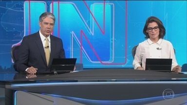 Jornal Nacional, Íntegra 24/01/2019 - As principais notícias do Brasil e do mundo, com apresentação de William Bonner e Renata Vasconcellos.