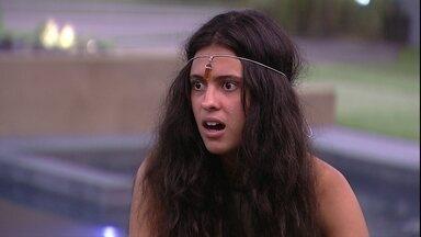 Hana reclama de Tereza, mas avisa: 'Quero dar outra chance' - Sisters e Rodrigo conversam