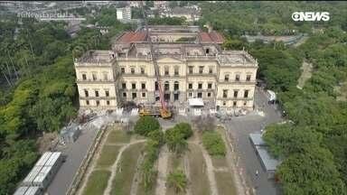 O renascimento do Museu Nacional