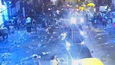 Após chacina, Brigada Militar reforça policiamento em bairro de Porto Alegre - Outras Três pessoas também foram mortas a tiros em Gravataí, nas Região Metropolitana.