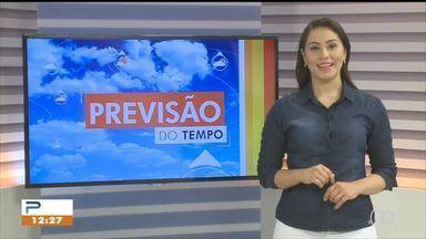 Confira a previsão do Temo para todo o Piauí - Confira a previsão do Temo para todo o Piauí