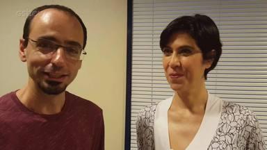 Idade dos Famosos com Maria Clara Gueiros - Assista!
