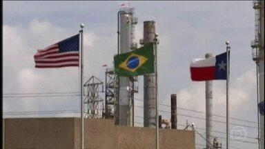 Petrobras anuncia a venda da refinaria de Pasadena - A venda da refinaria é parte do programa de desinvestimentos da Petrobras, mas depende da aprovação de órgãos reguladores no Brasil e nos Estados Unidos.