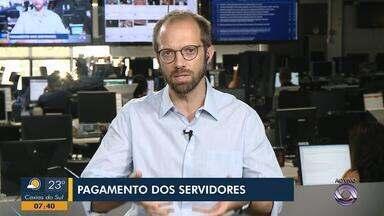 Eduardo Leite confirma pagamento de primeira faixa a servidores - Daniel Scola repercute o anúncio.