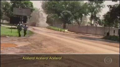 Vídeo mostra o momento do rompimento da barragem em Brumadinho - Noventa e nove mortes confirmadas e mais de 250 pessoas desaparecidas. Os bombeiros recomeçaram as buscas às vítimas da tragédia em Brumadinho no início da manhã desta quinta-feira (31).