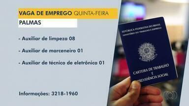 Confira as vagas de emprego disponível em Palmas, Porto Nacional e Gurupi - Confira as vagas de emprego disponível em Palmas, Porto Nacional e Gurupi