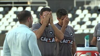 Começou com o pé esquerdo: Botafogo tem o pior início de temporada em 20 anos - Começou com o pé esquerdo: Botafogo tem o pior início de temporada em 20 anos
