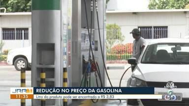 Valor da gasolina volta a baixar em Boa Vista - Combustível já pode ser encontrado a R$ 3,83 nos postos da capital.