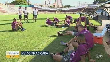 XV de Piracicaba e Inter de Limeira tem jogos difíceis na série A-2 - Times tem que buscar a reabilitação.