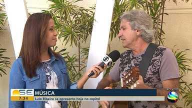 """Lula Ribeiro se apresenta nesta sexta em Aracaju - Ele encerra a temporada de verão em Aracaju com músicas do novo trabalho """"O Amor é Simples Assim""""."""