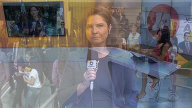 Carolina Bahia fala sobre posso dos novos deputados - Confira todas informações do Senado.