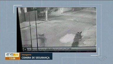 Criminosos continuam assaltando em plena luz do dia em Cachoeiro de Itapemirim, ES - PM disse que denúncias podem ser feitas pelo 181.