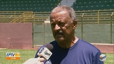 Serrão é o novo treinador do Sertãozinho na Série A2 - Time ainda não venceu nenhum jogo e enfrenta o Portuguesa neste domingo (03).