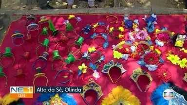 Prévias de carnaval animam comerciantes em Olinda - Polícia Militar afirma que montou esquema para garantir segurança no período