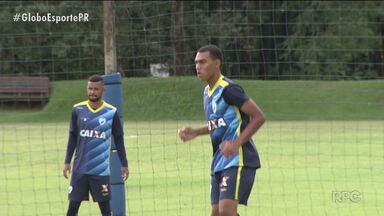 Revelação do Londrina vai para o Flamengo - Matheuzinho, destaque da base , deixa o Tubarão para defender o clube carioca