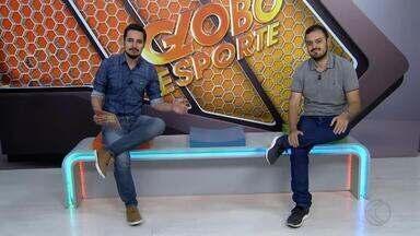 Confira a íntegra do Globo Esporte desta sexta-feira - Globo Esporte - Zona da Mata - 01/02/2019