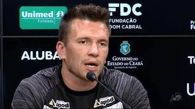 Ceará se prepara para estreia no Cearense - Confira as novidades do Alvinegro