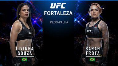 Livia Renata Souza x Sarah Frota