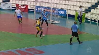 Copa Rede Amazônia tem mais uma rodada eletrizante na Arena Amadeu Teixeira - Competição é uma das principais da Região Norte