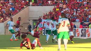 Flamengo goleia Cabofriense com gol de bicicleta e primeiro de Arrascaeta na partida 2000 no Maracanã - Flamengo goleia Cabofriense com gol de bicicleta e primeiro de Arrascaeta na partida 2000 no Maracanã