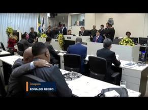 Vereador Júlio Avelar (PV) assume presidência da Câmara de Valadares - Solenidade nesta segunda-feira (4) marca a posse oficial.