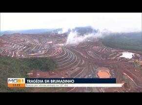Buscas em Brumadinho chegam ao 12º dia - Tragédia com barragem da Vale já deixou centenas de mortos.