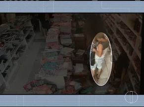 Após reportagem, mais uma vítima de importunação sexual denúncia caso em Montes Claros - Reportagem do MG1 mostrou caso de homem suspeito de ejacular em uma mulher dentro de papelaria.