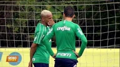 "Deyverson é multado no Palmeiras, e Muricy Ramalho critica atacante: ""Já deu"" - Deyverson é multado no Palmeiras, e Muricy Ramalho critica atacante: ""Já deu"""