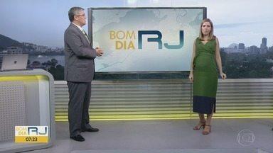 Bom Dia RJ - Edição de quinta-feira, 07/02/2019 - As primeiras notícias do Rio de Janeiro, apresentadas por Flávio Fachel, com prestação de serviço, boletins de trânsito e previsão do tempo.