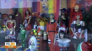 Preço de produtos carnavalescos nãoteve reajuste, alerta Procon - Pesquisa foi comparada ao mesmo período do ano passado.