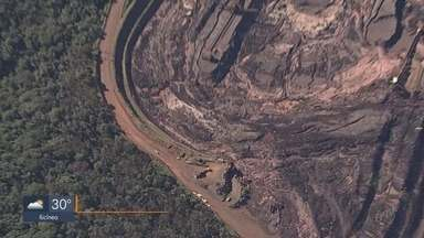 Polícia Federal investiga o que pode ter levado ao rompimento da barragem de Brumadinho - Polícia Federal investiga o que pode ter levado ao rompimento da barragem de Brumadinho