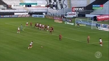 Ituano leva a virada do RB Brasil e perde após golear o Santos - Galo fez 1 a 0 com Martinelli, mas acabou tomando dois gols na segunda etapa.