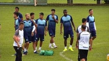 Com 100% de aproveitamento, Goiás visita o Iporá - Verdão venceu todos os jogos que fez no Campeonato Goiano e pode ter escalação alternativa.