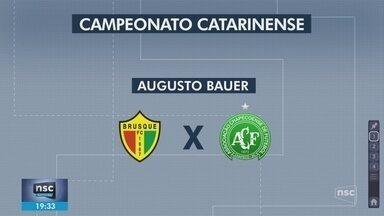 Confira as atualizações do Campeonato Catarinense - Confira as atualizações do Campeonato Catarinense