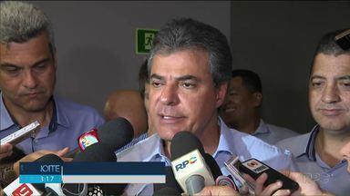 MPF recorre de decisão que colocou Beto Richa em liberdade - Ele foi solto por decisão do ministro João Otávio de Noronha.