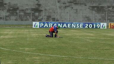 Domingo de definições para o Campeonato Paranaense - Em Cascavel o Cascavel CR recebe o Toledo.