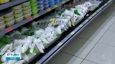 Pesquisa mostra queda no preço do leite em Presidente Prudente - Levantamento foi realizado em supermercados da cidade.