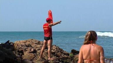 Torres é a praia com mais ocorrências de afogamentos no RS - Guarda-vidas registram 11% a mais de resgates em relação ao ano passado.