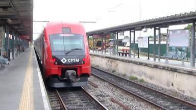 Apesar de acessibilidade nas estações de Mogi, vão entre trem e plataforma continua - CPTM investiu R$ 628 mil.