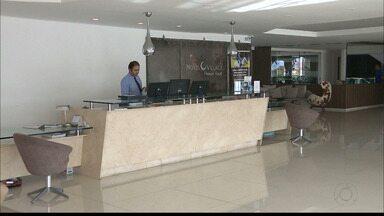 Mercado hoteleiro de Campina Grande está aquecido por causa dos encontros religiosos - Tem também hospedagens alternativas.