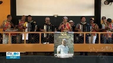 Bloco de carnaval de Maceió traz sons de forró - Forrozeiros se reuniram em prévia para mostrar que estão afinados para a festa de momo.