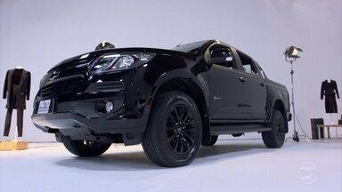 Pretinho básico? Veja a moda dos carros pretos - Pretinho básico? Veja a moda dos carros pretos