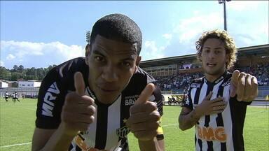 Atlético-MG, Goiás e Chapecoense vencem na rodada dos estaduais - Atlético-MG, Goiás e Chapecoense vencem na rodada dos estaduais