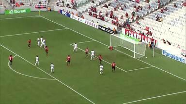 Melhores momentos de Athletico 1x0 Cianorte, pela sexta rodada do paranaense - Melhores momentos de Athletico 1x0 Cianorte, pela sexta rodada do paranaense